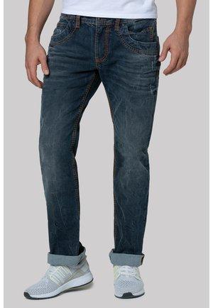 REGULAR FIT  RU:SL IM VINTAGE STYLE - Straight leg jeans - authentic used
