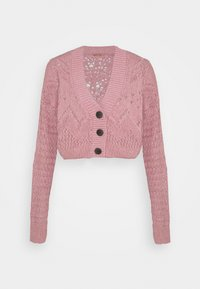 Free People - CARDI - Cardigan - pressed flowers - 0