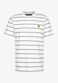 Lyle & Scott - T-shirt imprimé - white - 0