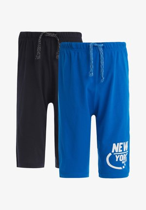 2 PACK - Shortsit - blue