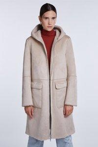 SET - Short coat - sand - 4