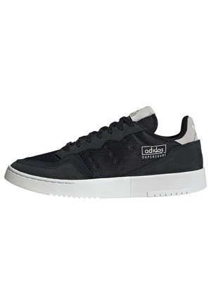 SUPERCOURT SHOES - Sneakersy niskie - black