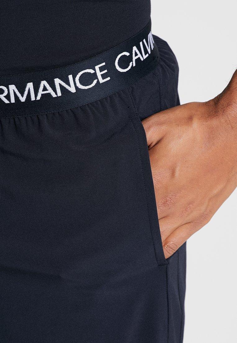 Calvin Klein Performance SHORT - Sports shorts - black