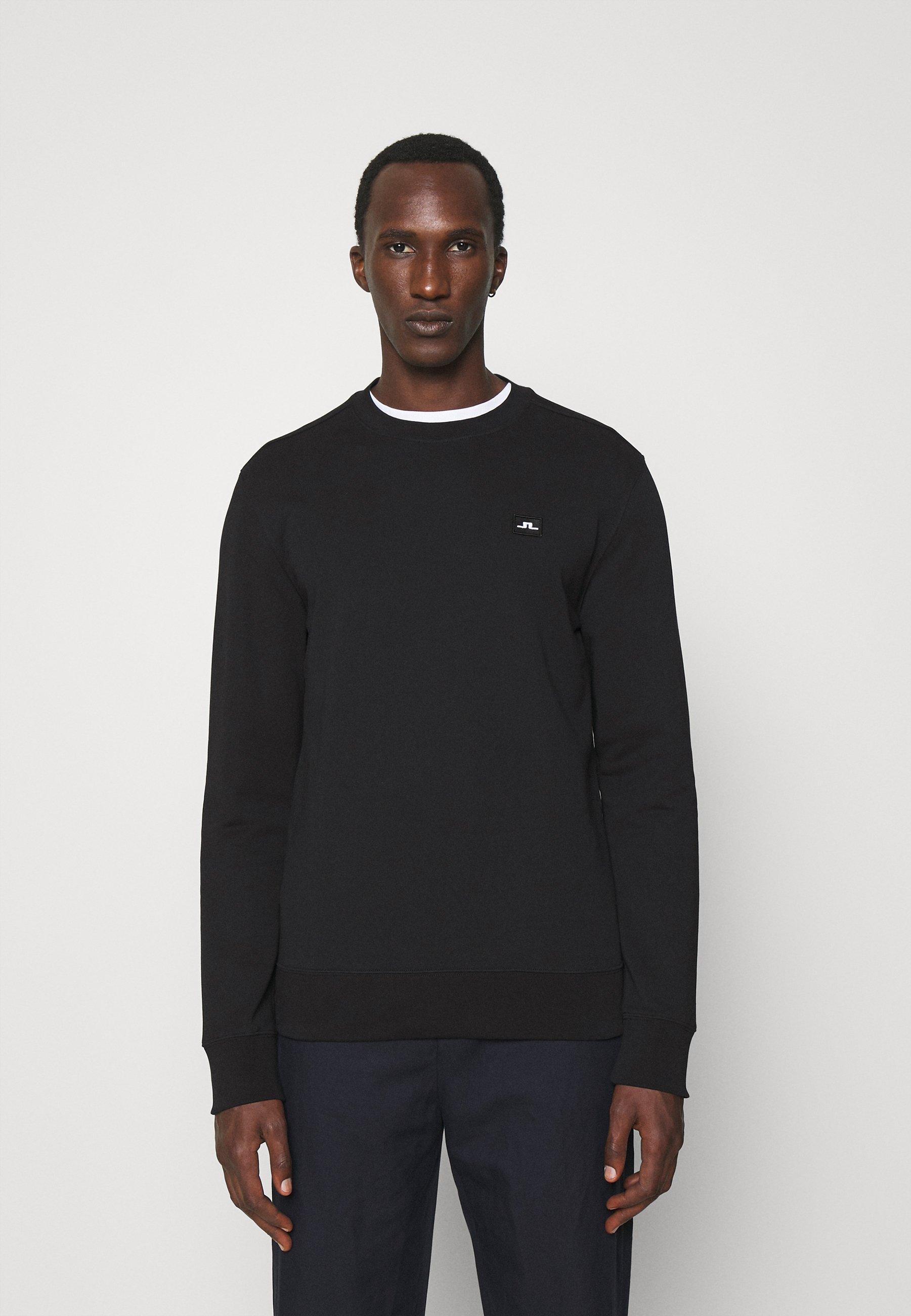 Homme THROW PATCH LOGO - Sweatshirt