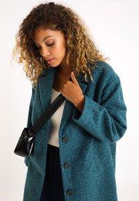 Pimkie - Płaszcz wełniany /Płaszcz klasyczny - blau - 3