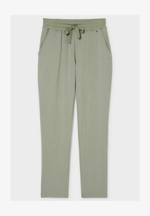 Tracksuit bottoms - mint green