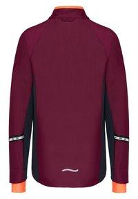 TAO Technical Wear - VERDIANA - Sports jacket - dark tibet/titanium - 1