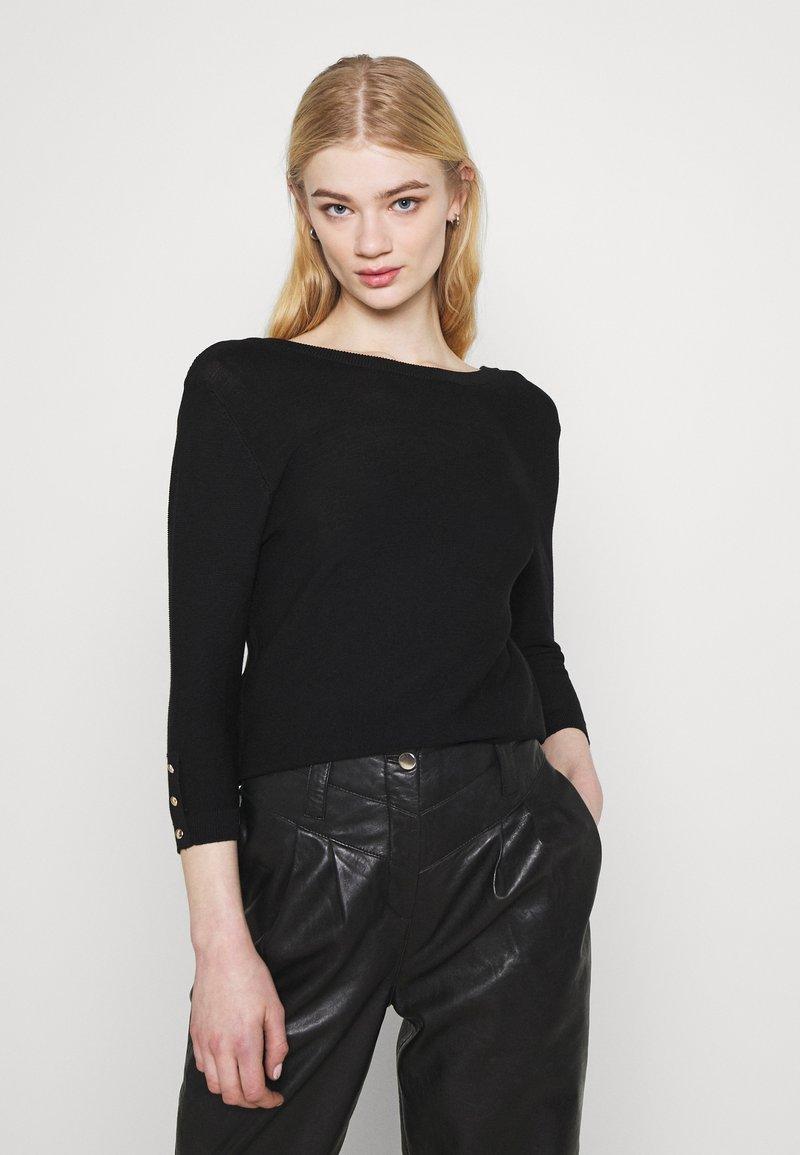 Morgan - Jumper - noir