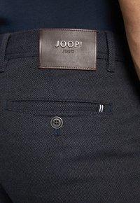 JOOP! Jeans - Chinos - navy gemustert - 3