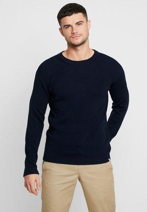 PEDERSEN - Pullover - navy blazer