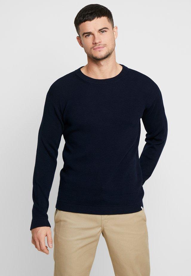 PEDERSEN - Neule - navy blazer