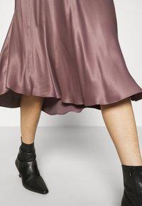 Second Female - EDDY NEW SKIRT - Áčková sukně - peppercorn - 3