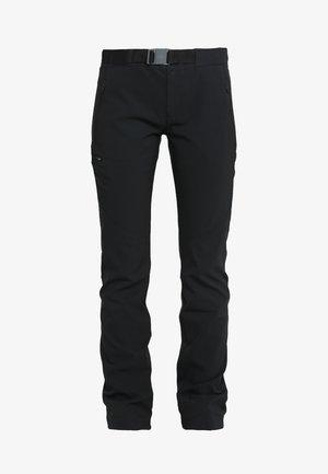 ADVENTURE HIKING™ PANT - Trousers - black