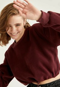 DeFacto - Sweatshirt - bordeaux - 5