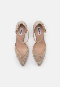 Dune London - DANITA DI - High heels - champagne - 5