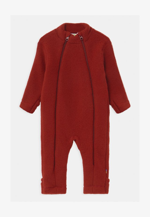 UNISEX - Overall / Jumpsuit - red