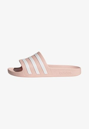Pool slides - pink
