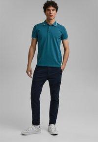 edc by Esprit - Polo shirt - petrol blue - 1