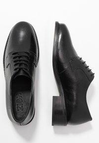 Zign - Zapatos de vestir - black - 3