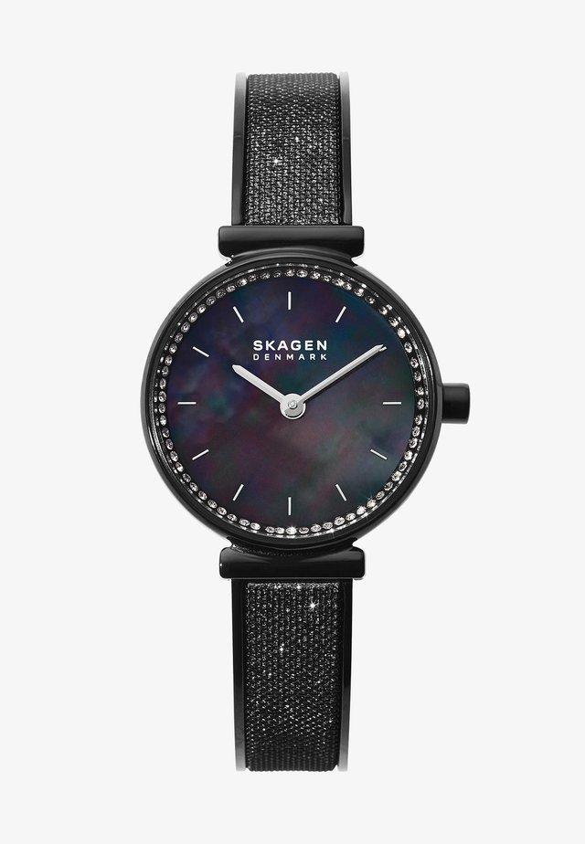 ANNELIE - Horloge - black