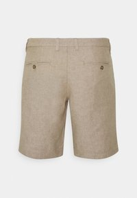 Selected Homme - SLHMILES FLEX - Shorts - beige