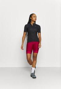 Gore Wear - HAKKA - T-Shirt print - black/graystone - 1