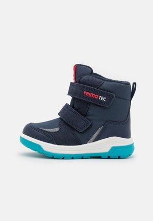 QING UNISEX - Zimní obuv - navy