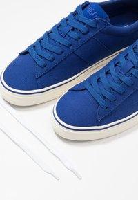 Polo Ralph Lauren - SAYER - Sneakers - heritage royal - 5