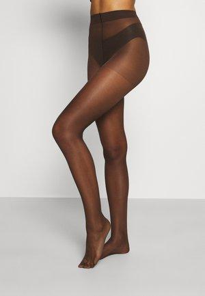 3 PACK 20 DEN - Strumpbyxor - dark brown