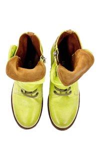 A.S.98 - Cowboy/biker ankle boot - acido - 3
