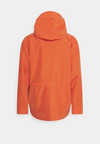 The North Face - DRYVENT MOUNTAIN - Waterproof jacket - flame - 1