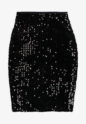 ONLCONFIDENCE SKIRT - Miniskjørt - black