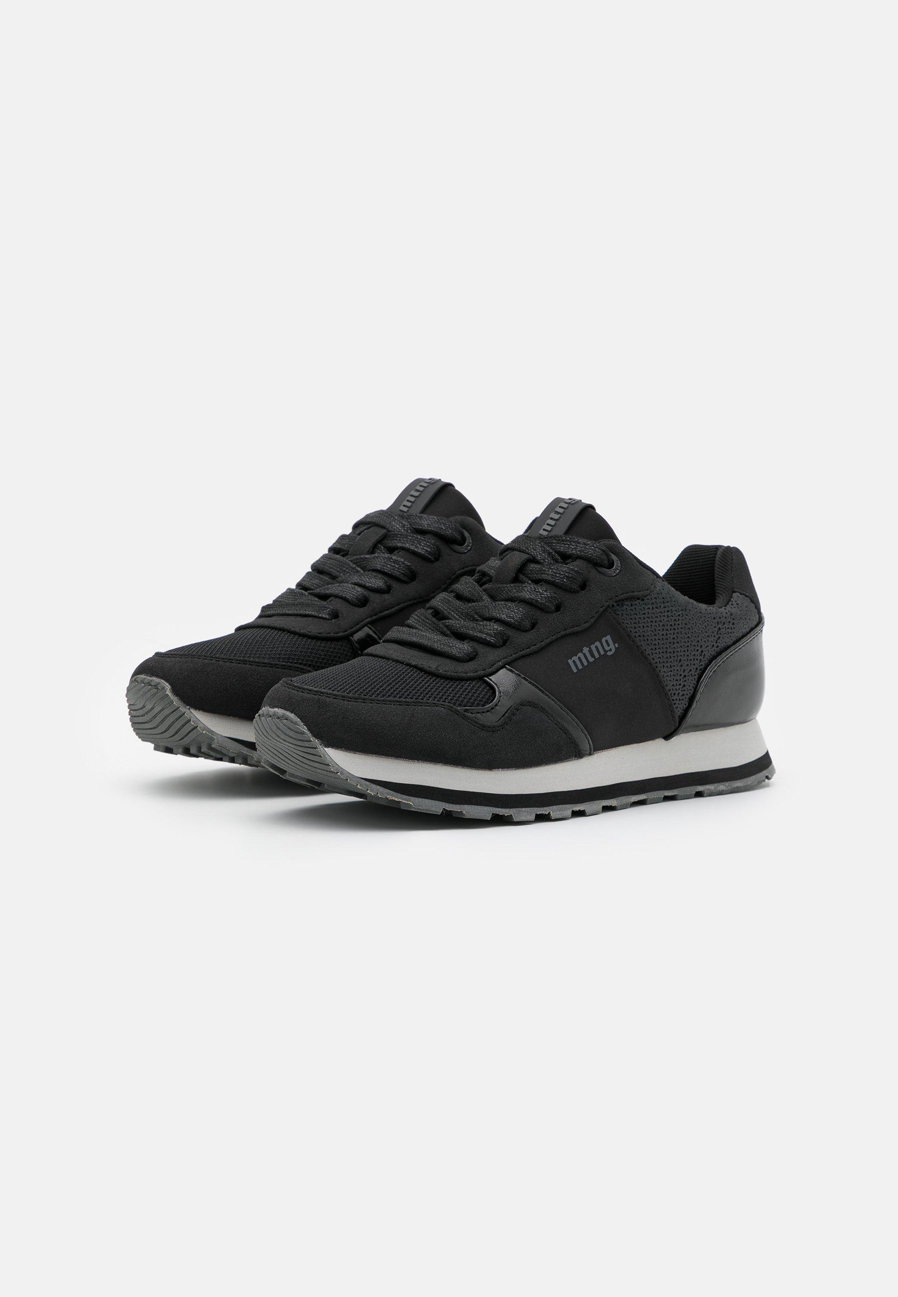 mtng CORE Sneaker low black/schwarz