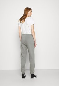 Nly by Nelly - COZY PANTS - Tracksuit bottoms - gray/blue - 2