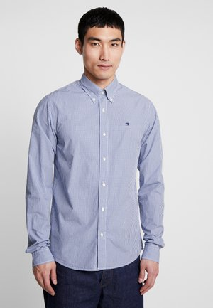 CRISPY REGULAR FIT BUTTON DOWN COLLAR - Skjorta - light blue