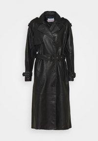 2nd Day - EDITION GRAF - Leather jacket - jet black - 7