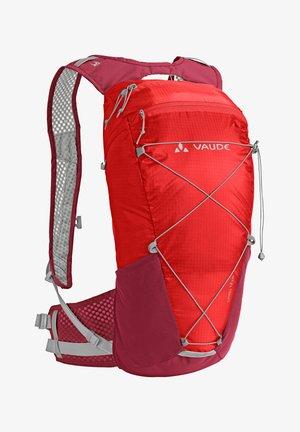 UPHILL - Hiking rucksack - mars red
