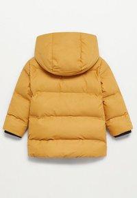 Mango - BROOKLYN - Płaszcz zimowy - mostarda - 1
