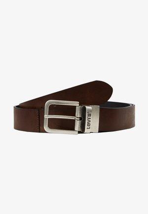 REVERSIBLE CORE PLUS - Belt - brown