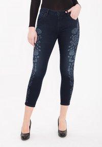 Amor, Trust & Truth - Jeans Skinny Fit - darkblue - 0