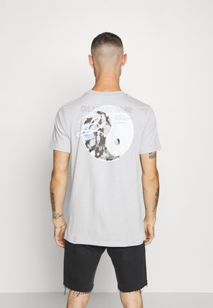 PEACE - Print T-shirt - grey