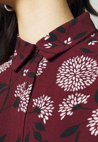 ONLY - ONLNOVA LUX  SHIRT DRESS - Skjortekjole - port royale - 5