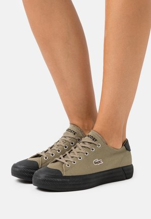 GRIPSHOT  - Baskets basses - khaki/black
