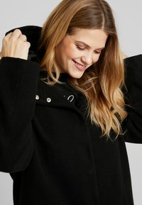 Anna Field Curvy - Short coat - black - 3