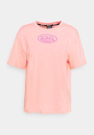 ARI - Print T-shirt - peach