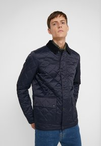 Barbour - DIGGLE QUILT - Light jacket - navy - 0