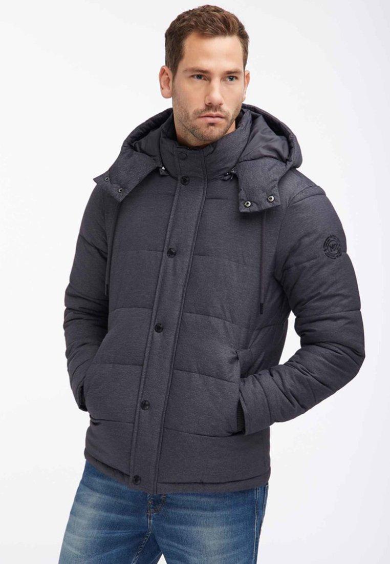 Mo - Veste d'hiver - mottled black