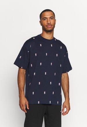 NBA TEAM 31 TEE - Print T-shirt - college navy