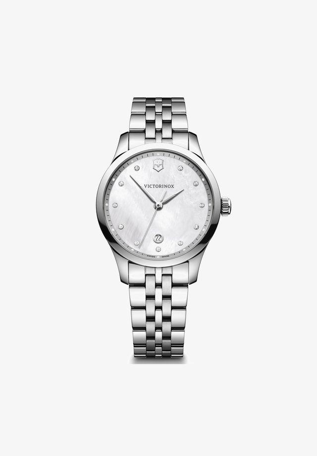 ALLIANCE  - Watch - white silver