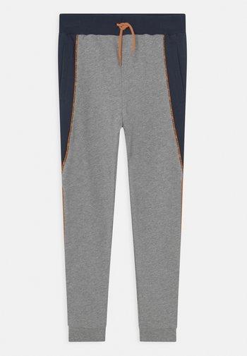 NKMKINGO  - Pantaloni - grey melange